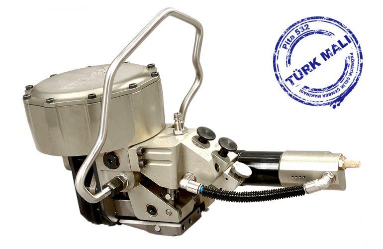 PITA 532 Pnömatik Çelik Çember Makinası